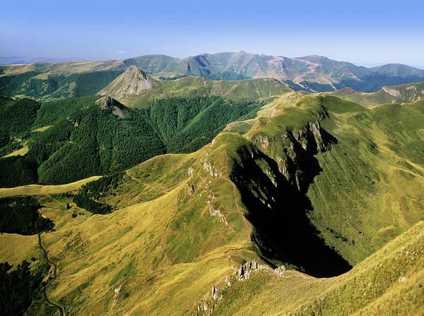 Wall Art - Photograph - Auvergne by Kodachrome25