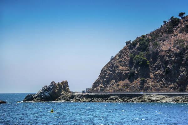 Wall Art - Photograph - Avalon Bay Catalina Island  by Art Spectrum