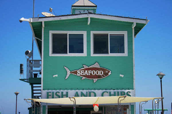 Wall Art - Photograph - Avalon Seafood by Art Spectrum