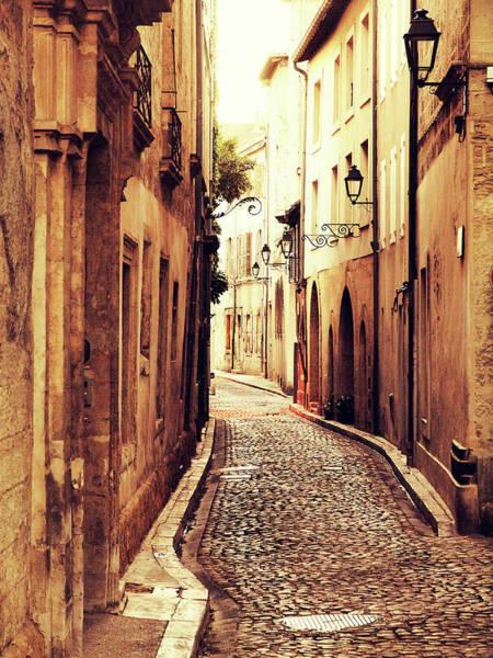 Kibbutz Photograph - Avignon Street by Carlos Martín Jiménez