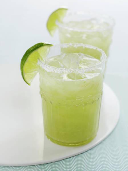 Cocktail Photograph - Avocado Cocktail by Alexandra Grablewski