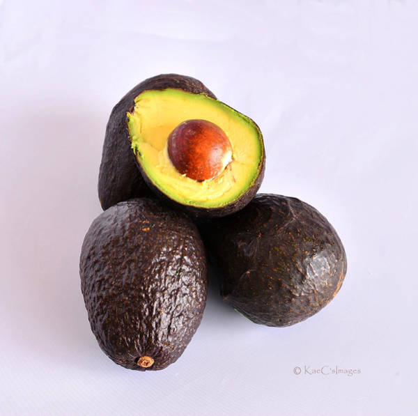 Photograph - Avocado Square Format by Kae Cheatham