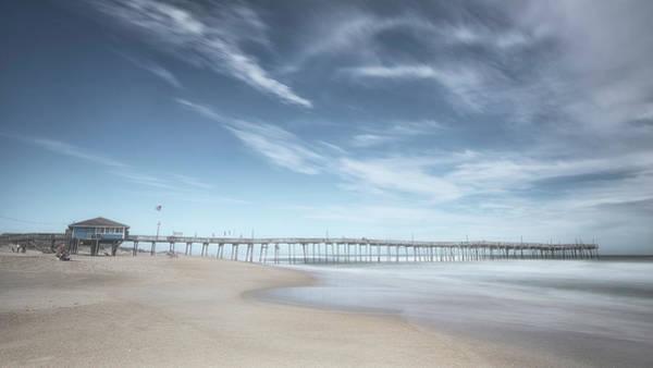 Wall Art - Photograph - Avon Fishing Pier by Robert Fawcett