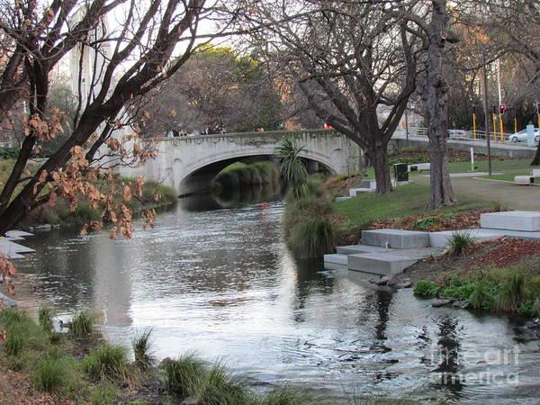 Photograph - Avon River  by Joyce Woodhouse