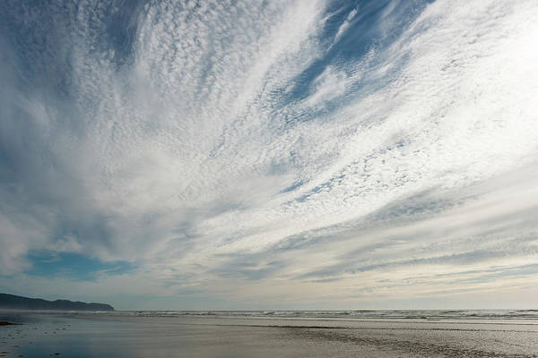 Photograph - Awash In Clouds by Robert Potts