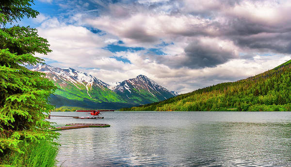 Photograph - Awe The Draw Of Alaska by Dee Browning