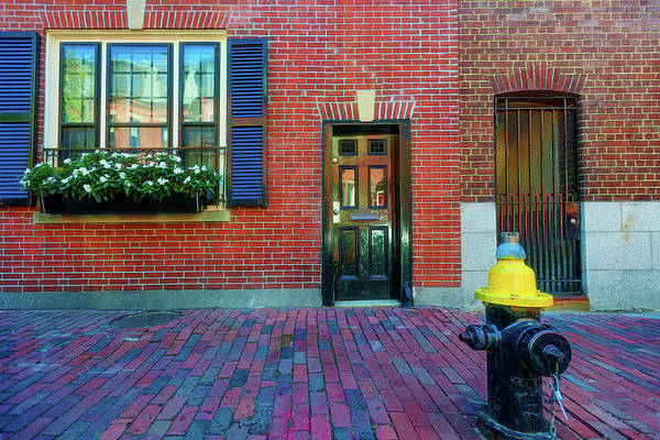 Photograph - Awe The Love Of Brick by Dee Browning