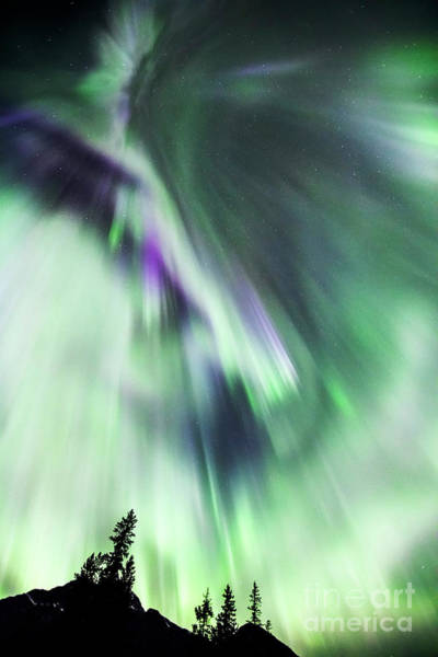 Wall Art - Photograph - Awesome Aurora In The Canadian Sky by Matteo Colombo