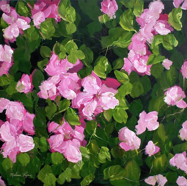 Wall Art - Painting - Azaleas by Melissa Lyons
