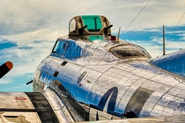 Wall Art - Photograph - B-17 Flying Fortress by Hayman Tam