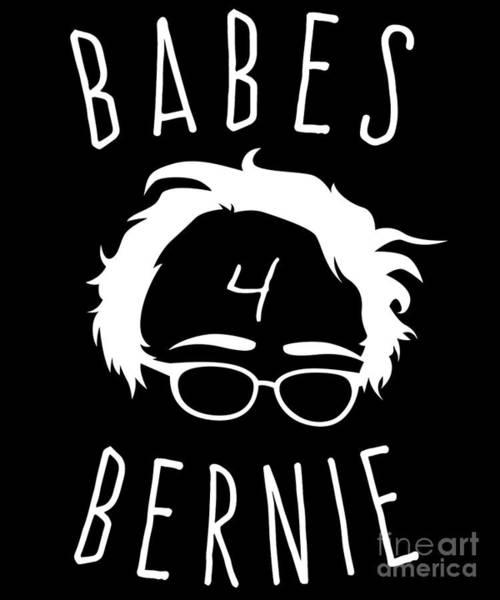 Digital Art - Babes For Bernie Sanders by Flippin Sweet Gear