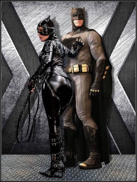 Photograph - Back Of Bat Brains by Jon Volden