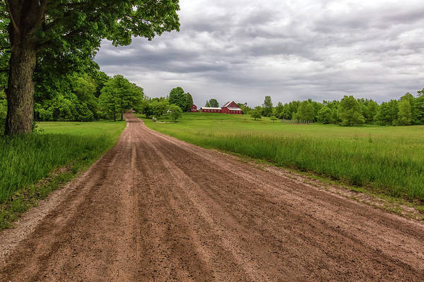 Wall Art - Photograph - Backroad Farm 2 by Heather Kenward