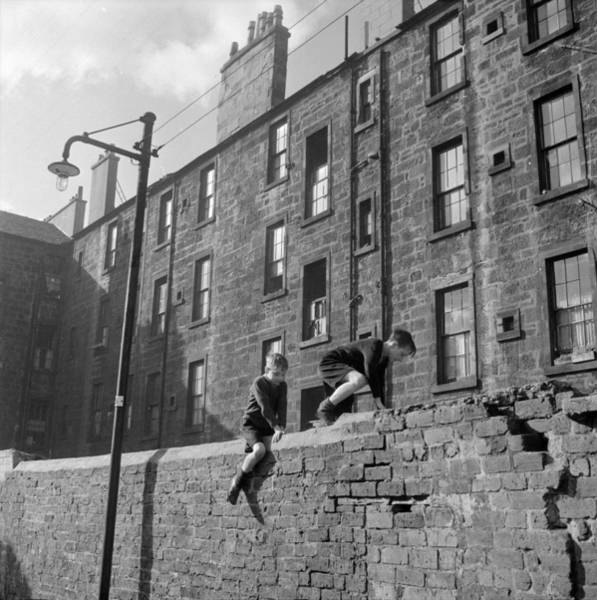Northern Scotland Wall Art - Photograph - Backstreet Boys by Haywood Magee