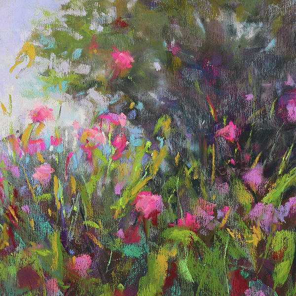 Painting - Backyard Surprises by Susan Jenkins