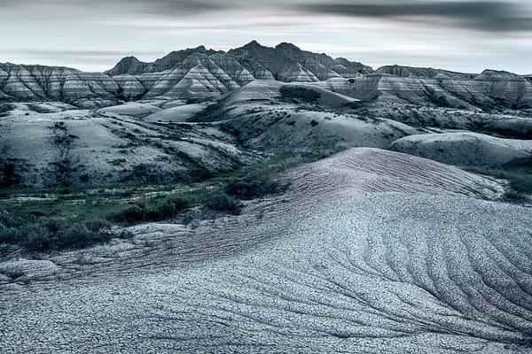 Wall Art - Photograph - Badlands National Park Artistic V by Joan Carroll