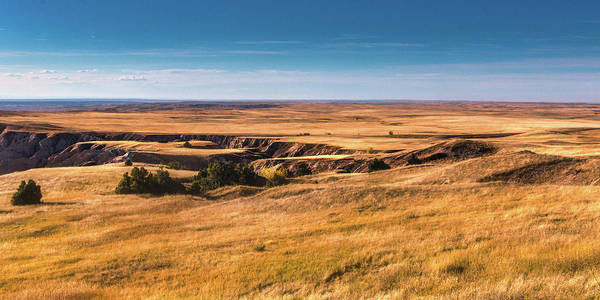 Wall Art - Photograph - Badlands by Tom Mc Nemar