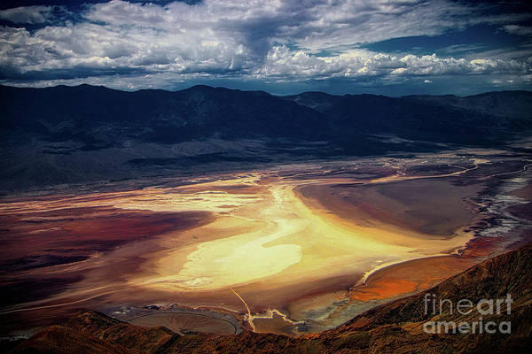 Photograph - Badwater by Mark Jackson