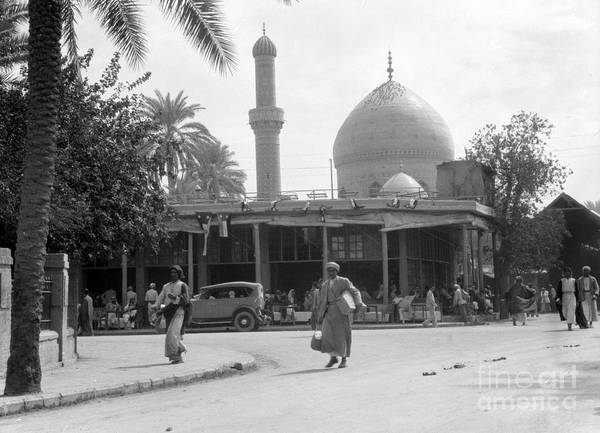 Photograph - Baghdad, 1932 by Granger