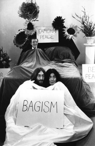 Furniture Photograph - Bagism by Bob Aylott