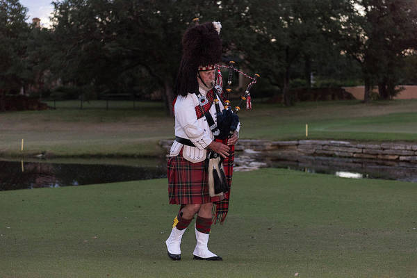 Photograph - Bagpiper 2 by John Johnson
