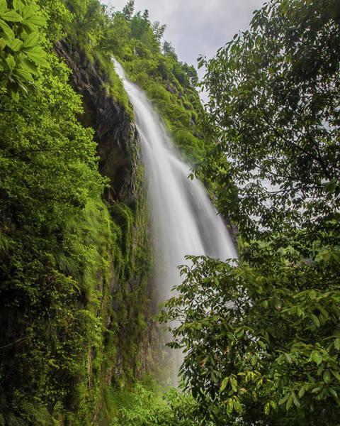 Photograph - Baiyun Waterfall IIi by William Dickman