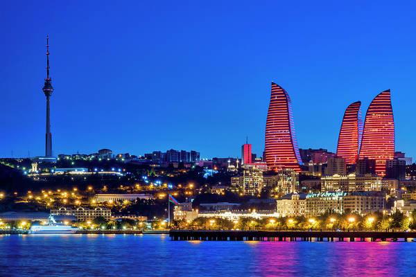 Photograph - Baku Bay by Fabrizio Troiani