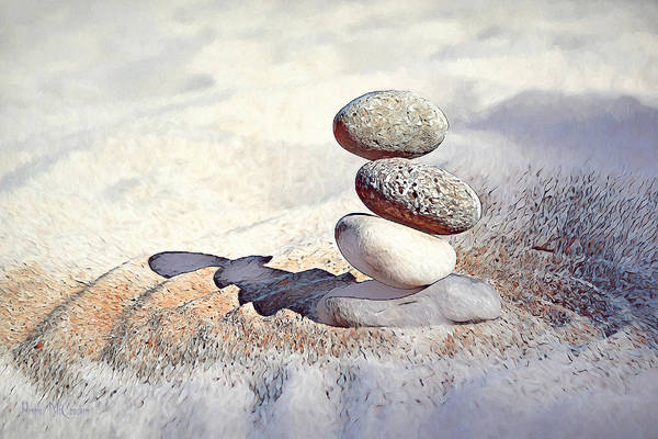 Digital Art - Balance by Pennie McCracken