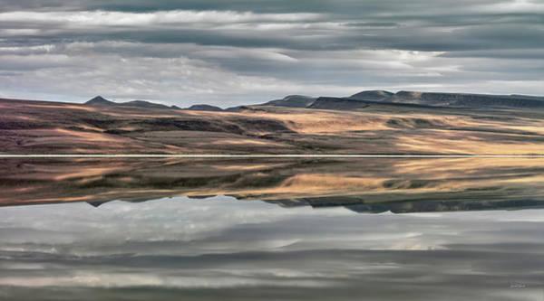Photograph - Balanced Reflection by Leland D Howard