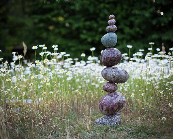 Balancing Art #15 Art Print