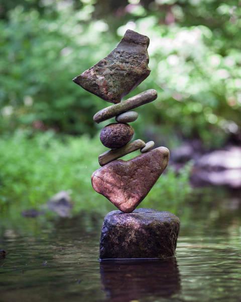 Balancing Art #16 Art Print