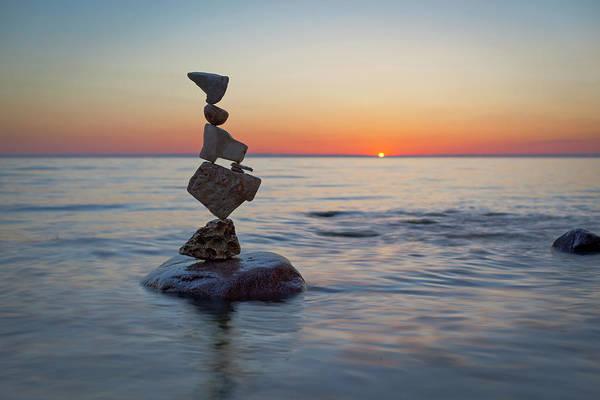 Balancing Art #27 Art Print