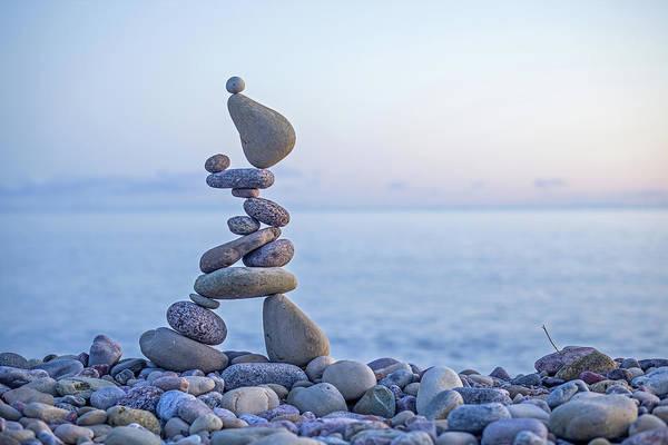 Balancing Art #33 Art Print