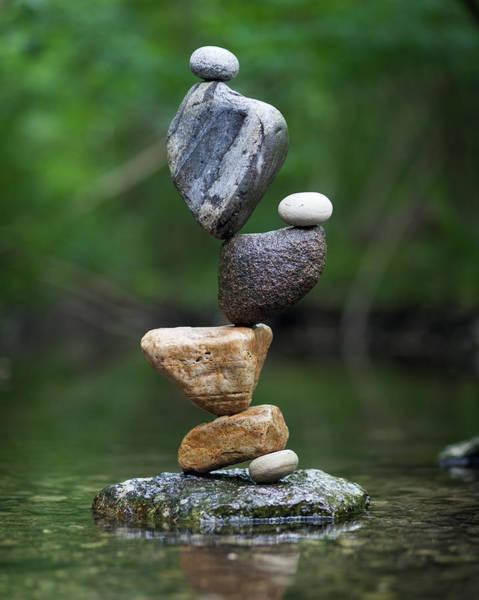 Balancing Art #38 Art Print