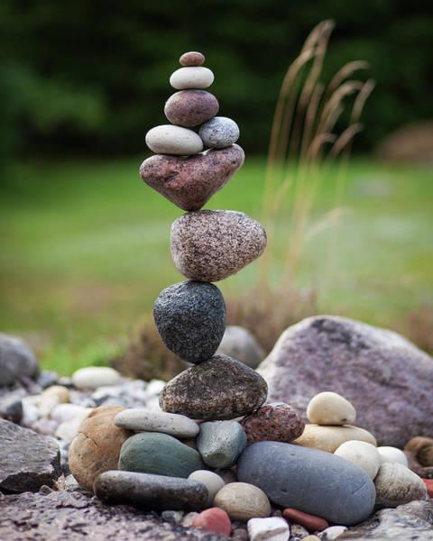 Balancing Art #39 Art Print