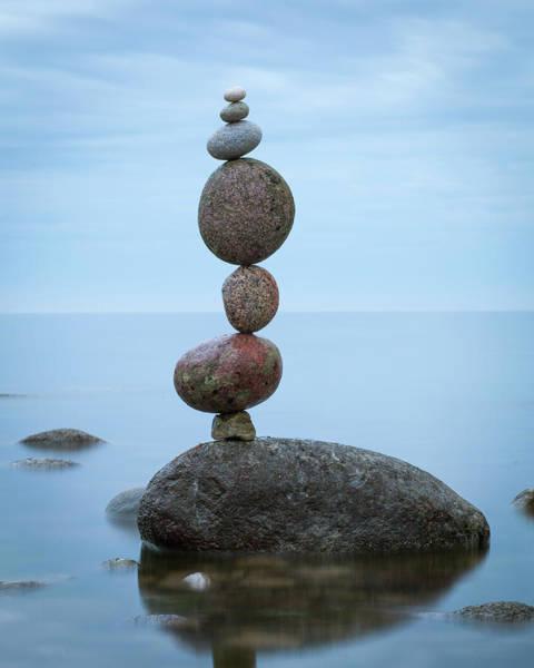 Balancing Art #48 Art Print