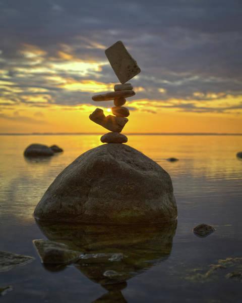Balancing Art #52 Art Print