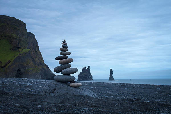 Balancing Art #59 Art Print