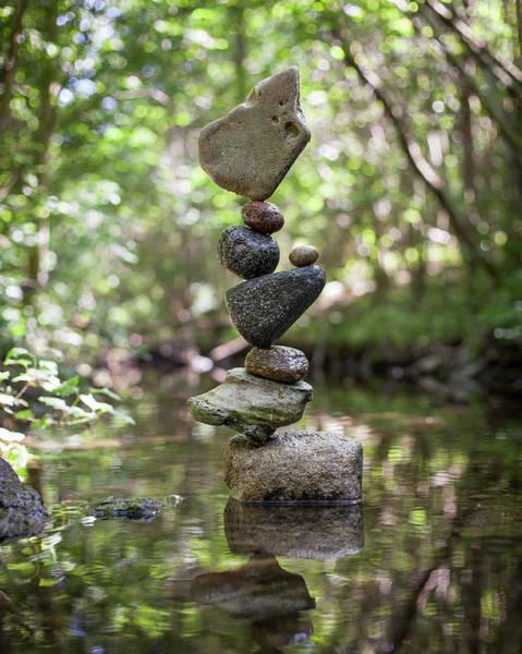 Balancing Art #61 Art Print