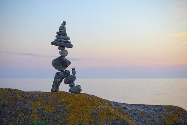Balancing Art #64 Art Print