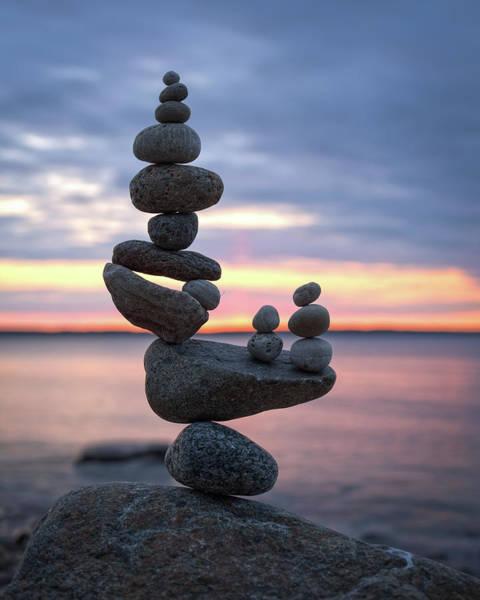 Balancing Art #67 Art Print