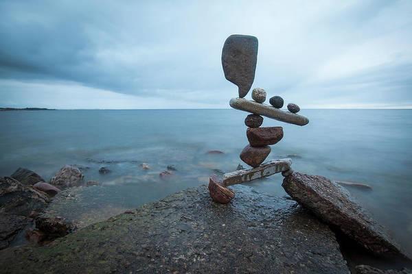 Balancing Art #69 Art Print