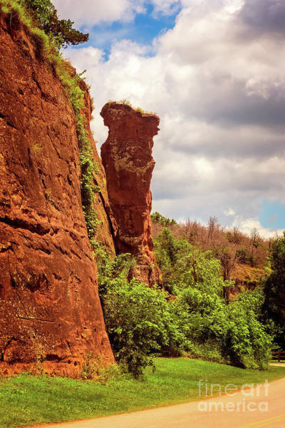 Photograph - Balancing Rock by Imagery by Charly