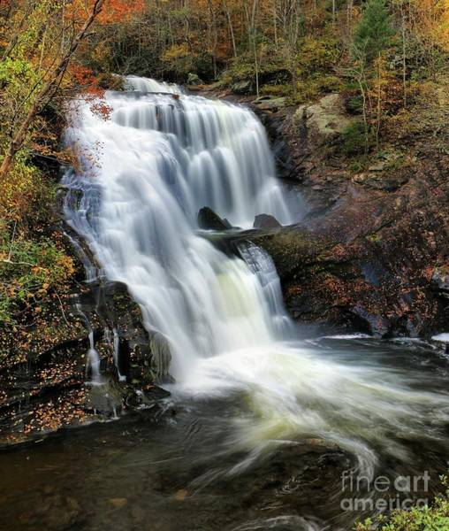 Wall Art - Photograph - Bald River Falls Tennessee 5 by Rick Lipscomb
