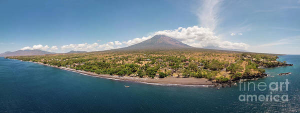 Photograph - Bali Panorama by Didier Marti