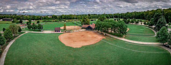 Photograph - Ball Field by Nick Smith