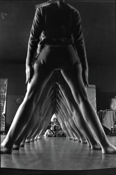 Photograph - Ballarinas by Alfred Eisenstaedt