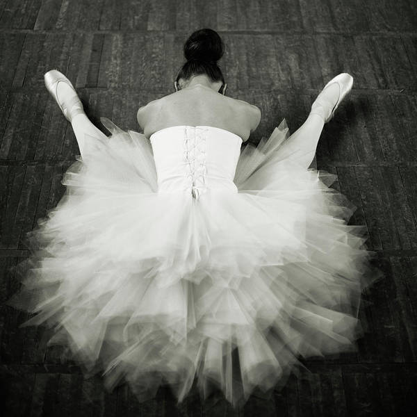 Buttocks Photograph - Ballerina by Lambada