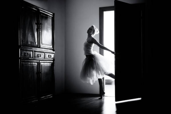 Wall Art - Photograph - Ballet Dancer by Arman Zhenikeyev - Professional Photographer From Kazakhstan