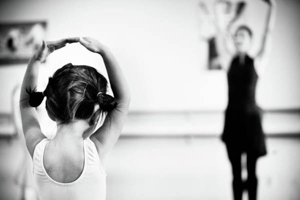 Teaching Photograph - Ballet by J W L Photography